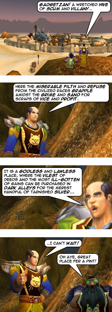 Episode 11: We'll Always Have Gadgetzan - Part 1