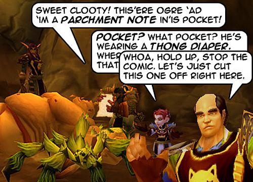 Episode 3: Leggo my ogre - Part 12